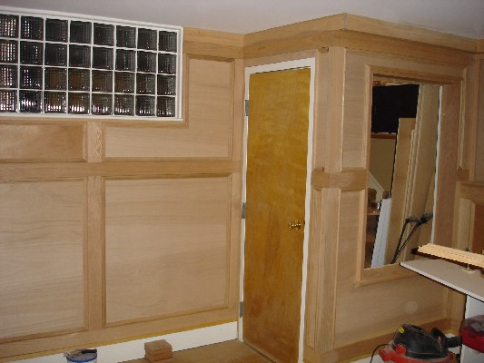 Building A Wood Paneled Study Dan Von Kohorn
